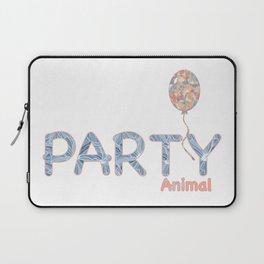 Party Animal Laptop Sleeve