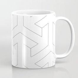 Geometric Patterns Architecture Architects Architectural  Coffee Mug