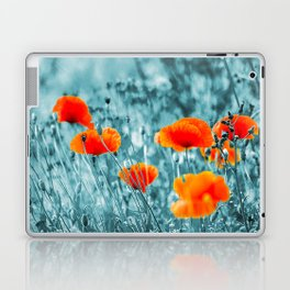Red Poppy/ Roter Mohn Laptop & iPad Skin