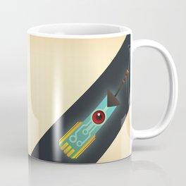 The Transistor Coffee Mug