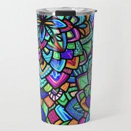 Foral Travel Mug