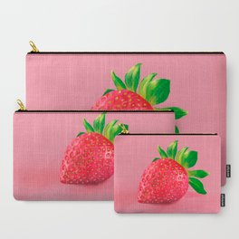 Just a Strawb! Carry-All Pouch