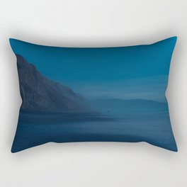 Black's Beach at Dusk Rectangular Pillow