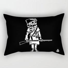 Davy Croquemort Rectangular Pillow