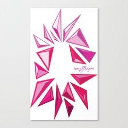zer0 Canvas Print