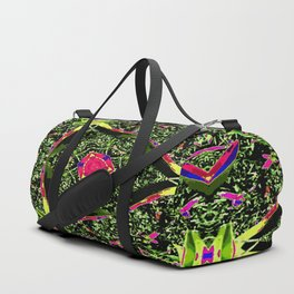 Consciousness Awake Duffle Bag