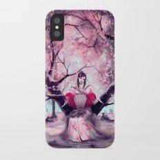 According to my jealousy Slim Case iPhone X