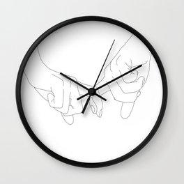Pinky Swear, Wall Clock