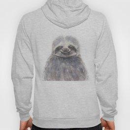 happy sloth Hoody