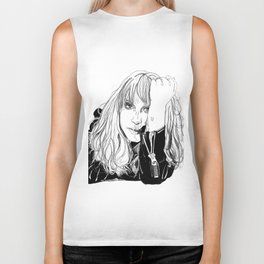 Hayley Williams Biker Tank
