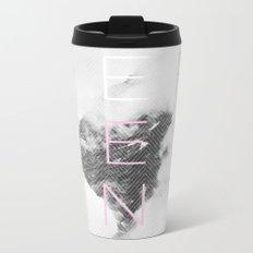 Be Present Metal Travel Mug