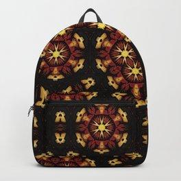Harvest Pattern Backpack
