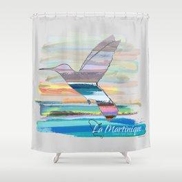La Martinique Shower Curtain