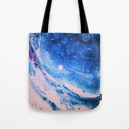 Blueberries & Cream Tote Bag