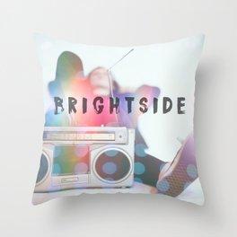 Brightside Throw Pillow