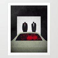 pulp Art Prints featuring Pulp by Osvaldo Casanova