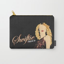 Swiftie and Proud Carry-All Pouch