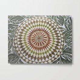 Flower #2 Metal Print