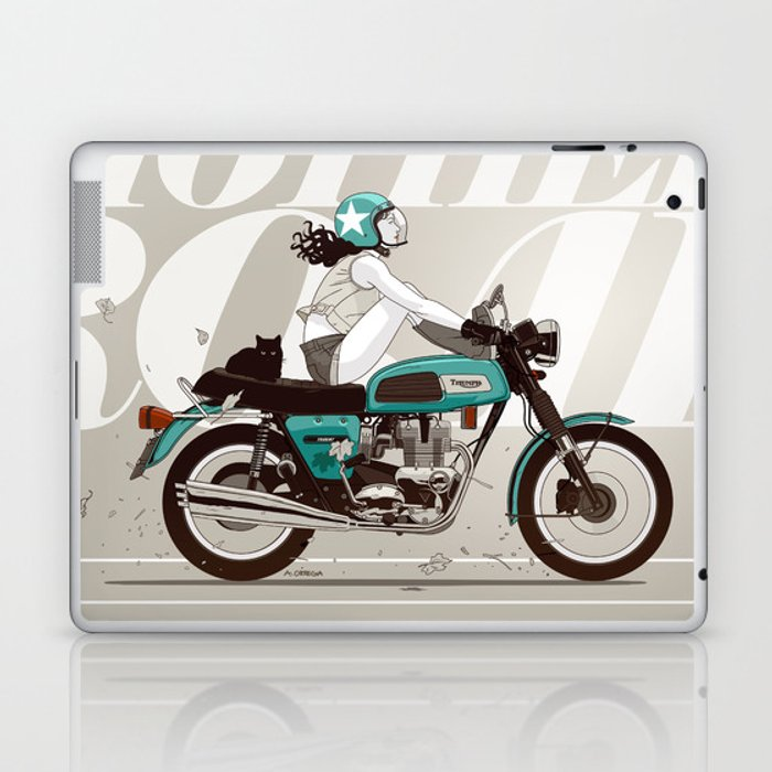 The Mother Road Laptop & iPad Skin