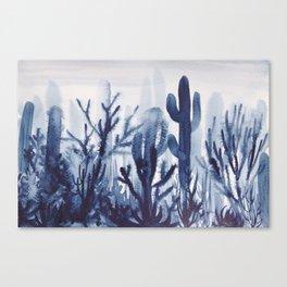 Memory Landscape 5 Canvas Print