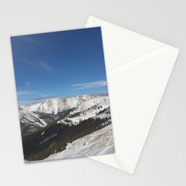 Colorado Mountains Stationery Cards