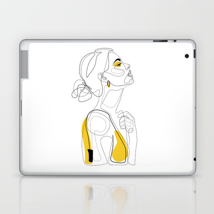Color Beauty Laptop & iPad Skin