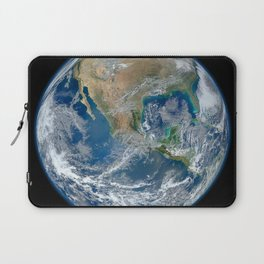 Our Beautiful Blue Marble Earth Laptop Sleeve