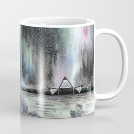 Among the Lights Coffee Mug