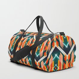 Broken Diamond - Incalescence Duffle Bag