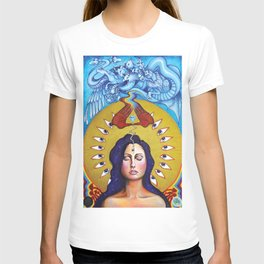 Entering The Mysteries T-shirt