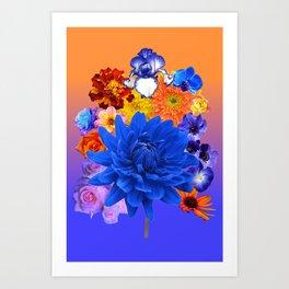 Soulful Shift Art Print