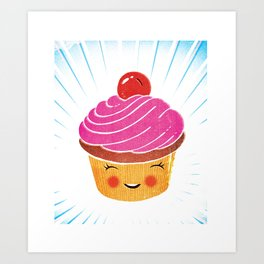 The Sweet Spot Art Print