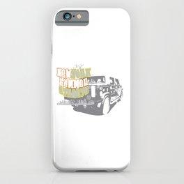 Hummer NY iPhone Case