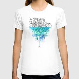 From the Deep, Deep Down. T-shirt