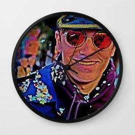 Mr.Policeman Wall Clock