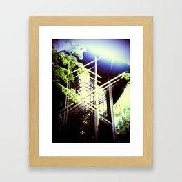 Thorncrown Framed Art Print