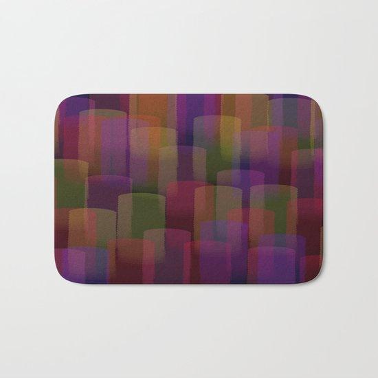 Abstract 101 Bath Mat