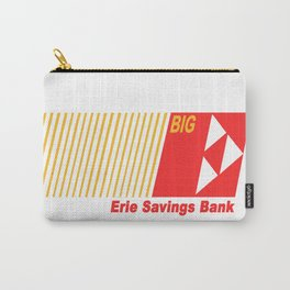 Erie Savings Bank (Red) Carry-All Pouch