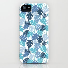 Monstera Vibe iPhone Case