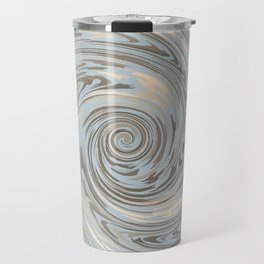 GRAY SAFARI FLOW Travel Mug