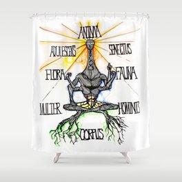 Concordia Shower Curtain