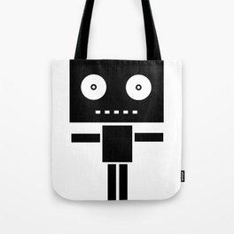 Robot Pop Tote Bag