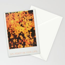 Love After Love Stationery Cards