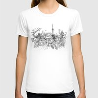 toronto T-shirts featuring Toronto! by David Bushell