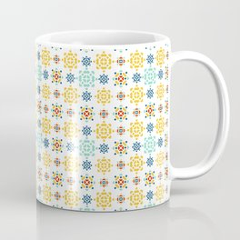 Scandi Nr.1 - Floral Geometric Coffee Mug