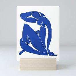 Henri Matisse - Blue Nude 1952 - Original Artwork Reproduction Mini Art Print