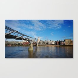 St Paul's Canvas Print