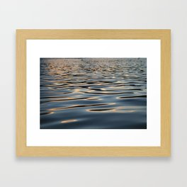 Tranquility by Mandy Ramsey Framed Art Print
