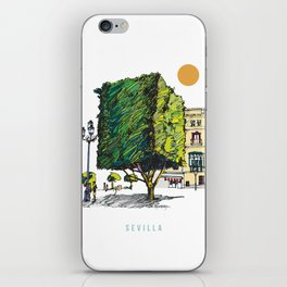 Sevilla 2 iPhone Skin