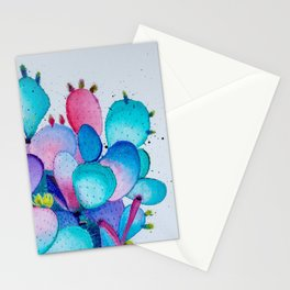 Cacti Frenzy Stationery Cards